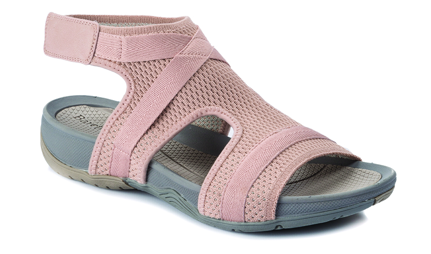 The 6 Most Comfortable Women's Sandals